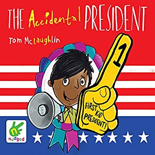 The Accidental President                   By:                                                                                                                                 Tom McLaughlin                               Narrated by:                                                                                                                                 Richard Fox                      Length: 3 hrs and 4 mins     26 ratings     Overall 4.7