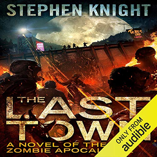 The Last Town  By  cover art