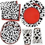 Dalmatians Party Supplies Set 24 9