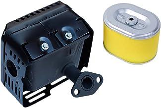 OxoxO Nieuwe Uitlaat Vergadering met Luchtfilter Cleaner voor Honda GX160 5.5HP GX200 6.5HP Motoren/Motoren/Motor Generato...