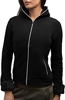 SCOTTeVEST Chloe Womens Hoodies - Fleece Sweatshirts for Women - Fleece Hoodie