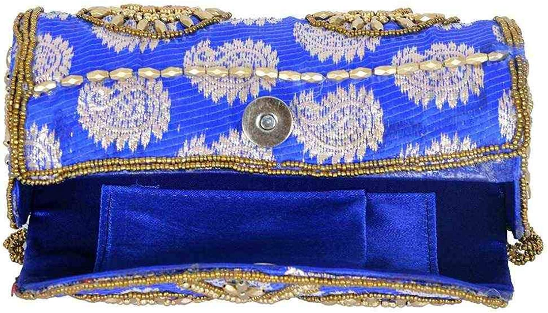 Wholesale 50 pc lot Bulk Indian Vintage Hand Bag Traditional Bridal Clutch Beaded Shoulder Bag potli Pouch Hand Bag Purses Women Purse by Craft place-08