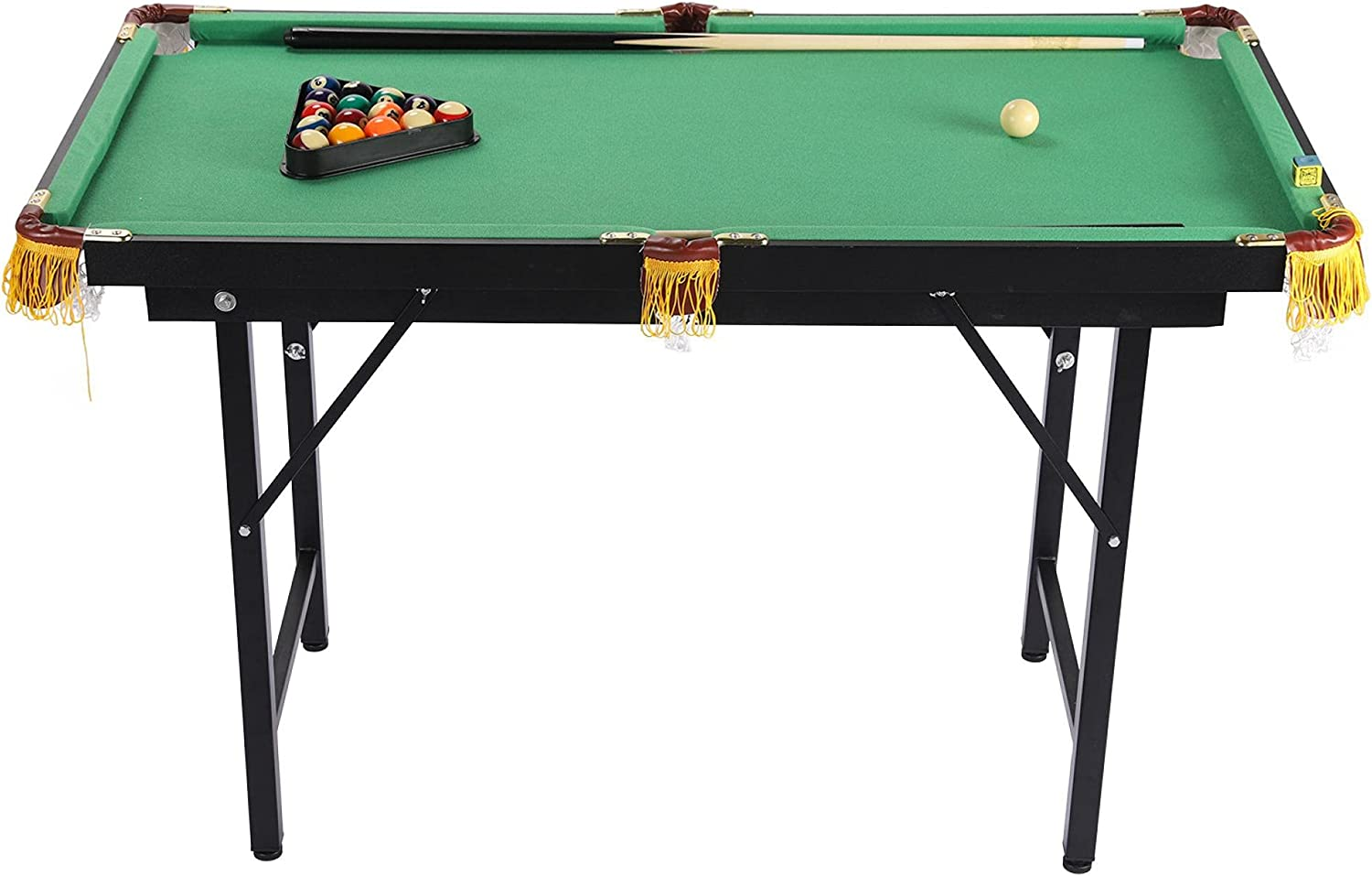 47 Inches Portable Billiard Table Height Adjustable for Clearance Omaha Mall SALE Limited time Chi with