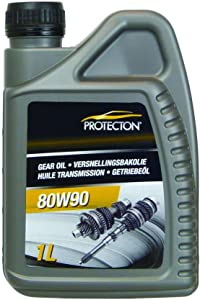 Protecton 1890506 Gear Oil 80W90  Liter Grey
