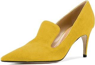 Pumps - Yellow / Pumps / Shoes