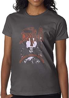 Death - Individual Thought Patterns Short-Sleeve Crewneck Cotton T-Shirt