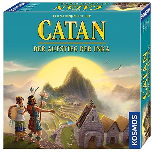 KOSMOS 694241 - CATAN - Der Aufstieg der Inka, Strategiespiel