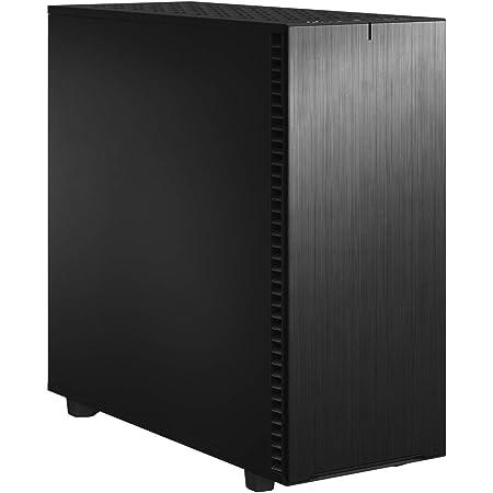 Fractal Design Define 7 XL Black フルタワーPCケース E-ATX SSI-EEB 対応 ソリッドパネルモデル FD-C-DEF7X-01 CS7625