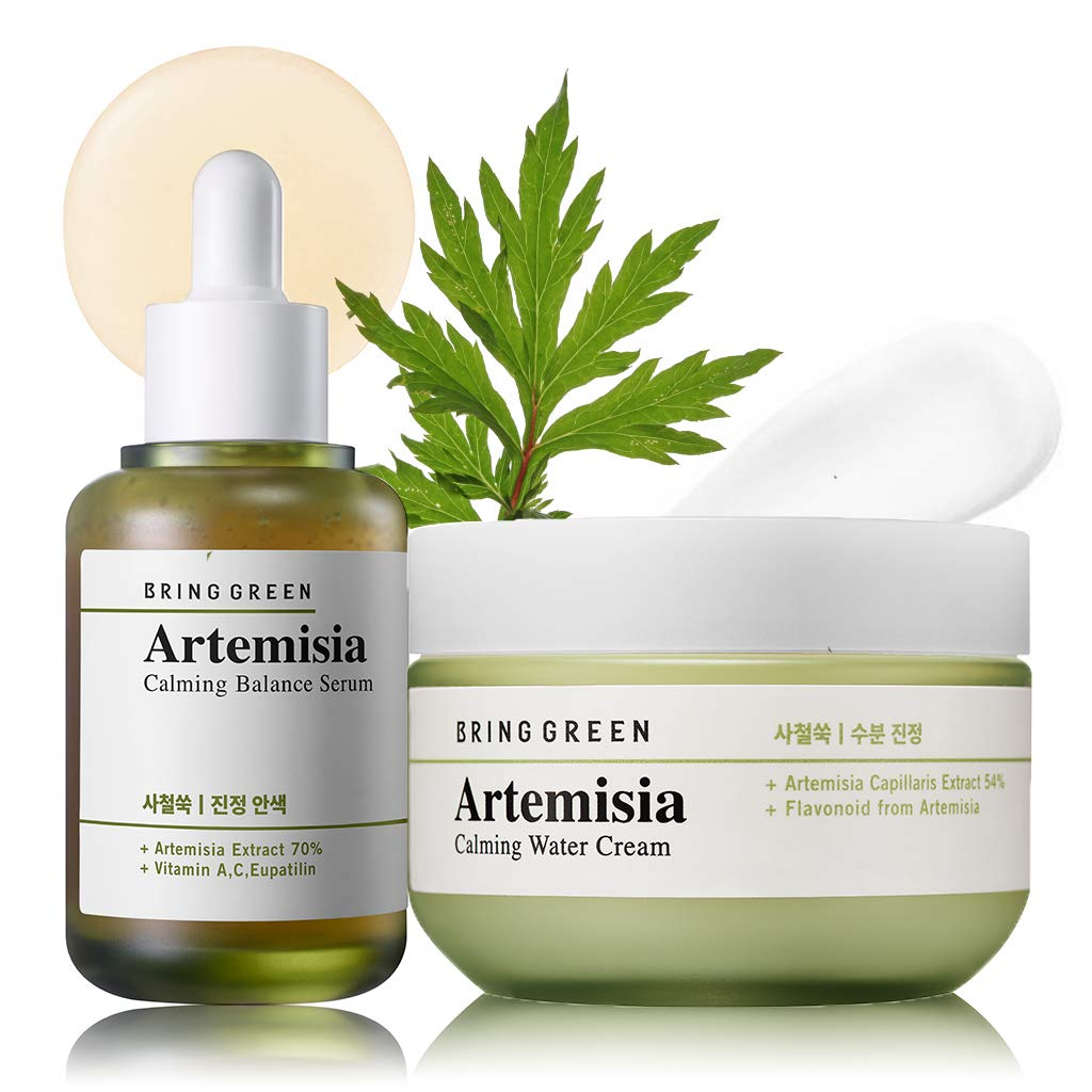 BRING Denver Mall GREEN Artemisia Calming 40ml Wat Serum Intensive Max 70% OFF