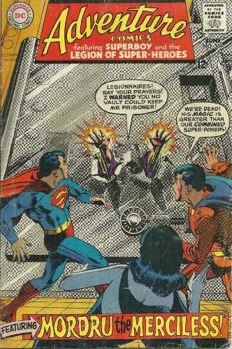 Adventure Comics #369 (Legion of Super-Heroes)