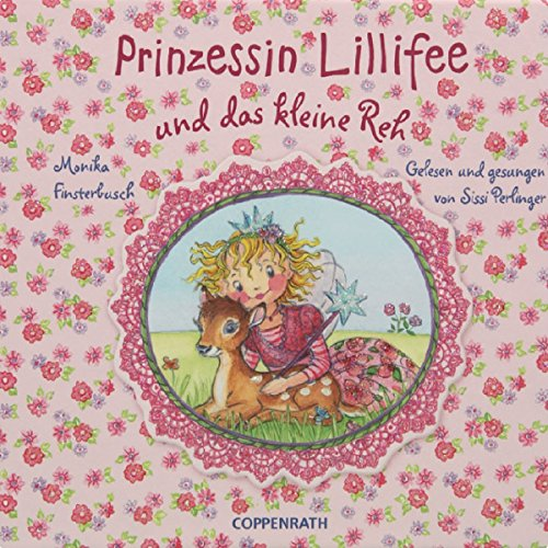 Prinzessin Lillifee und das kleine Reh Titelbild