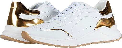 Bianco/Oro Chiaro