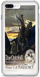 Vintage Poster - Don Quichotte 0529 - iPhone 8 Plus Phone Case