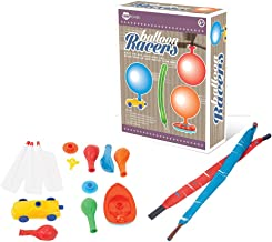 Funtime Gifts FU2200 Balloon Powered Racers set