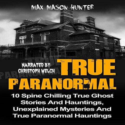 True Paranormal audiobook cover art