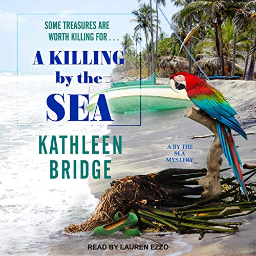 A Killing by the Sea audiobook cover art