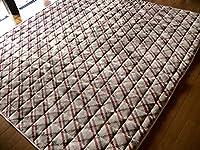 ラグ ラグマット 3畳 アレルキャッチャー200×240 菌 ダニ 花粉 ペット ハウスダスト 花粉症 防ダニ cb