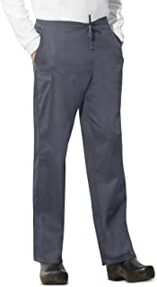 CHEROKEE Men's Ww Flex with Certainty Unisex Big Tall Natural-Rise Drawstring Pant