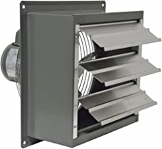 Canarm Explosion-Proof Totally Enclosed Exhaust Fan - 12in. 1/3 HP, 1640 CFM, Model Number SD12-XPF