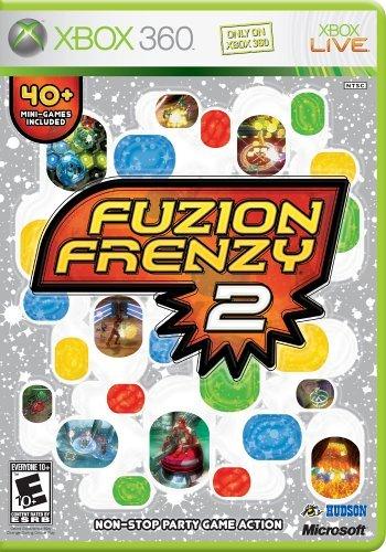 Fuzion Frenzy 2 (Xbox 360) [Edizione: Regno Unito]