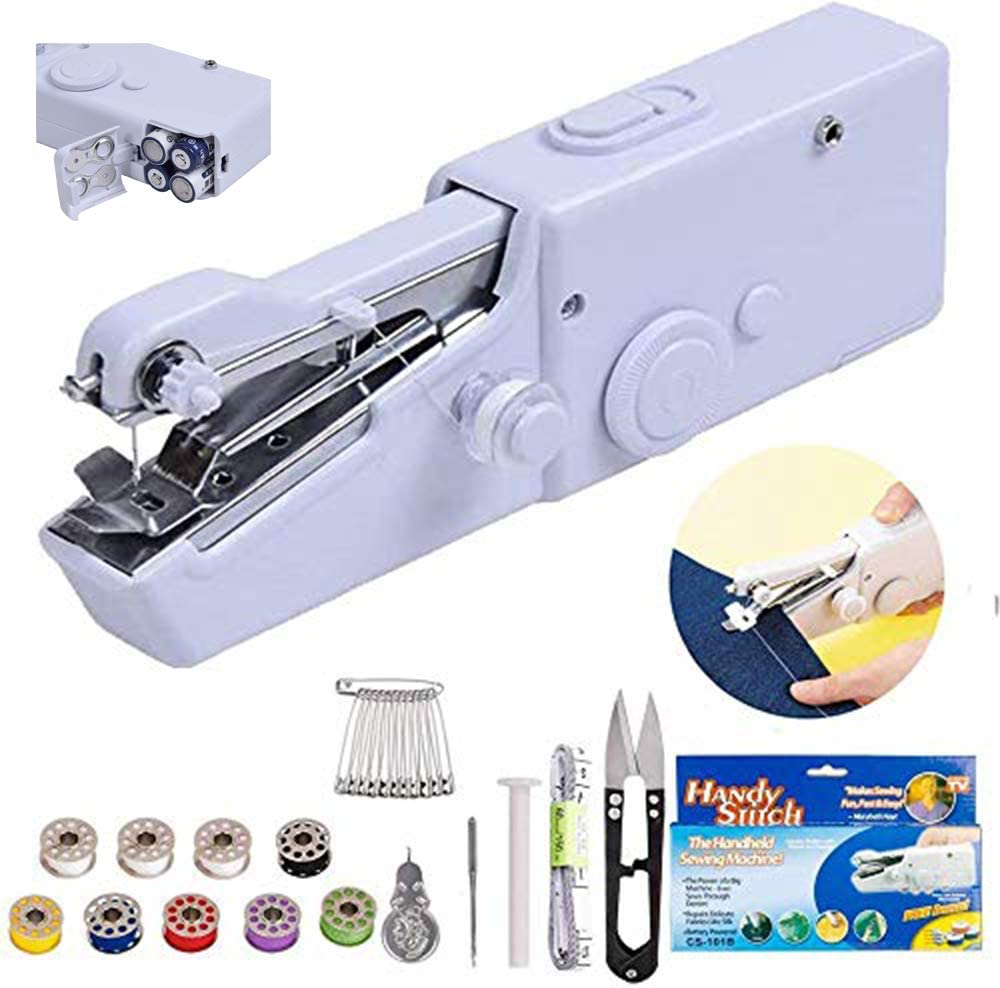 Handheld Sewing Machine - Easy Philadelphia Mall to Conve Quickly Can and Brand Cheap Sale Venue Carry be