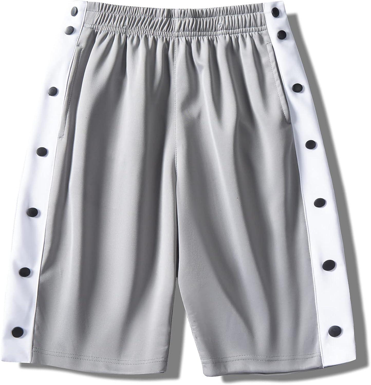 Segindy Men's Fashion Color Matching Shorts Summer Casual Comfortable Elastic Waist