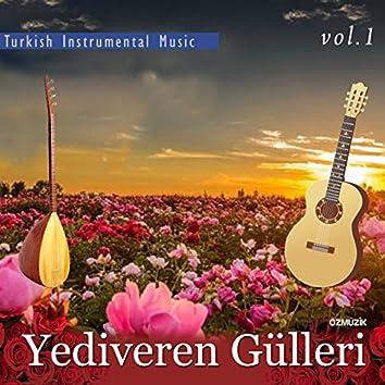 Yediveren Gülleri, Vol. 1 (Turkish Instrumental Music)