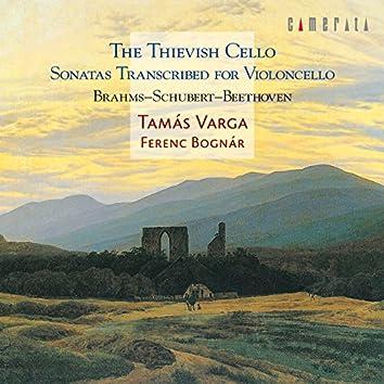 ブラームス:雨の歌~チェロのためのソナタ名曲集