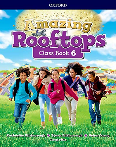 Amazing Rooftops 6. Class Book
