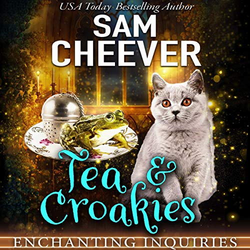 Tea & Croakies cover art