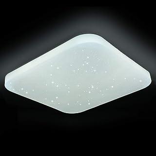 comprar comparacion LUSUNT Lámpara de Techo Plafón LED Luz de Techo para Cocina Baño Habitación Balcón Pasillo Lamparas de Techo Modernas Impe...