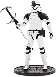 Star Wars First Order Judicial Stormtrooper Elite Series Die Cast Action Figure - 6 Inch The Last Jedi