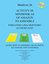 Activity 09 Minibook A8 of Amazon to Assemble: Learn How to Assemble, Read, Write, Illustrate and Customize