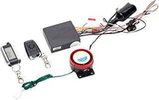 $94 » 2-Way Motorcycle Alarm System Anti-Theft Set with Remote Engine Start