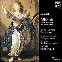Mozart: Great Mass in C minor K. 427; Meistermusik K. 477 (1993-07-30)