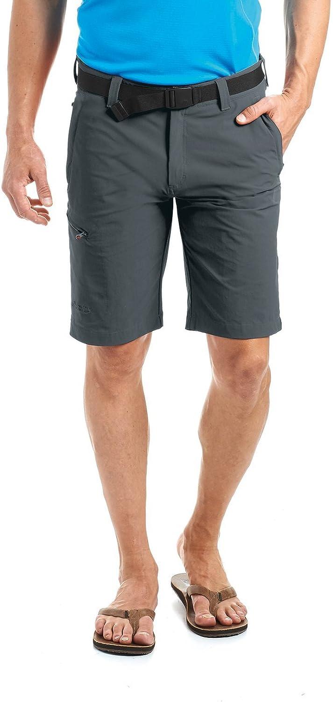 (52 (EU), Ensign blueee) - maier sports Men's Huang Functional Bermuda Shorts