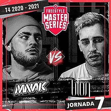 Mnak vs Blon - FMS ESP T4 2020-2021 Jornada 7 (Live)