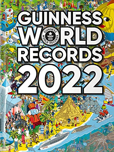 Compare Textbook Prices for Guinness World Records 2022  ISBN 9781913484101 by