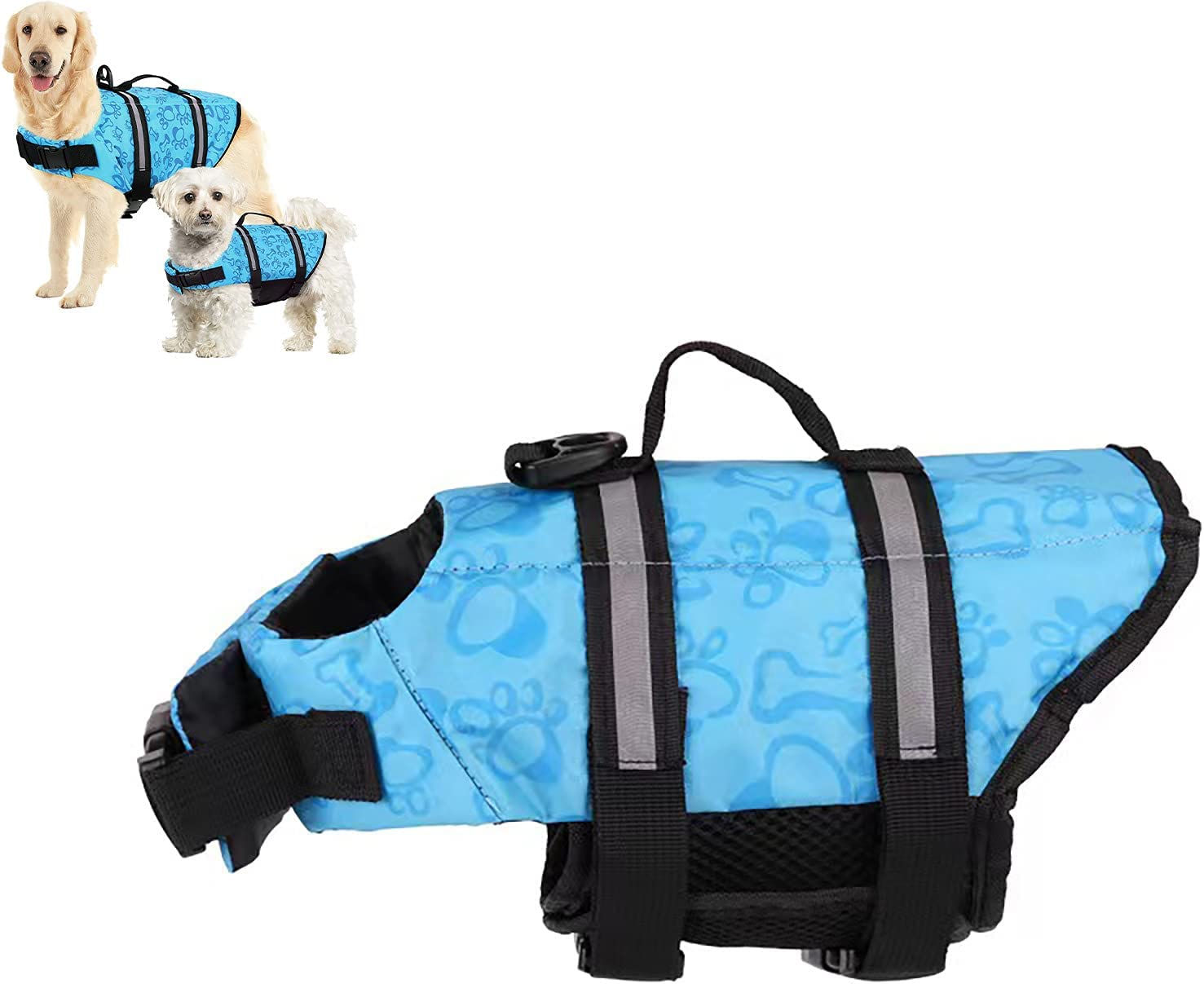 Littlefall Dog Life Special price ! Super beauty product restock quality top! Jacket with Reflective Adjustabl Stripes and
