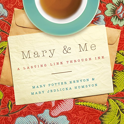 Mary and Me audiobook cover art