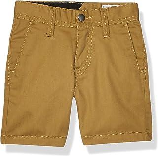 Volcom boys Volcom Little Boys' Frickin Chino Short Casual Shorts