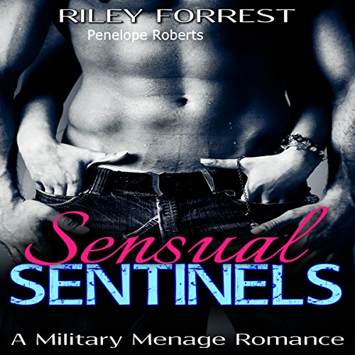 Sensual Sentinels audiobook cover art