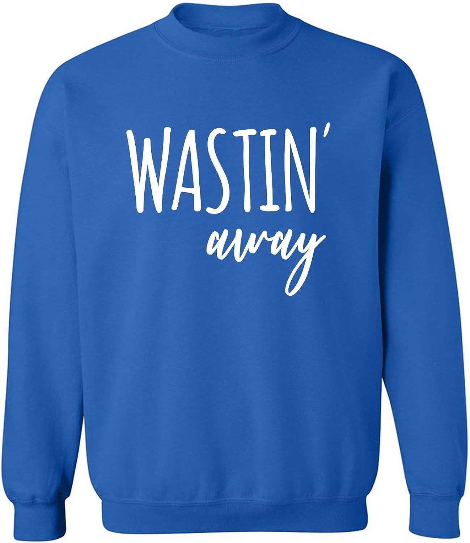 zerogravitee Wastin Away Crewneck Sweatshirt