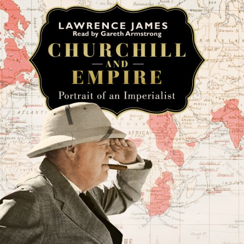 Churchill and Empire audiobook cover art