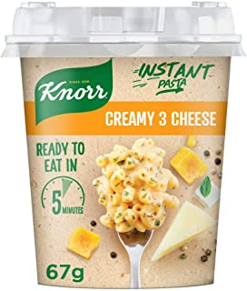 Knorr Creamy 3 Cheese Pot Pasta, 67g