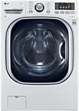 LG WM3997HWA Ventless 4.3 Cu. Ft. Capacity Steam Washer/Dryer Combination with TurboWash,..