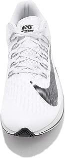 Nike Men's Zoom Fly, White/Black-Pure Platinum