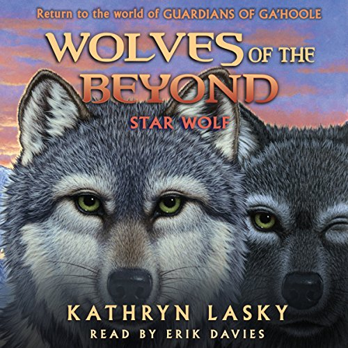 Wolves of the Beyond #6 audiobook cover art