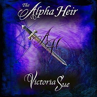 The Alpha Heir audiobook cover art