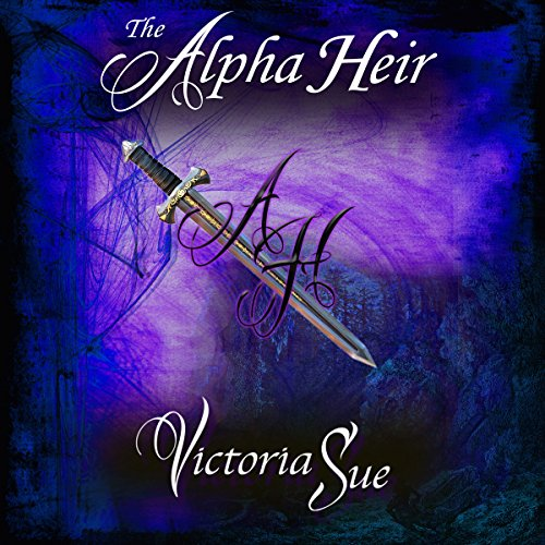 The Alpha Heir audiobook cover art